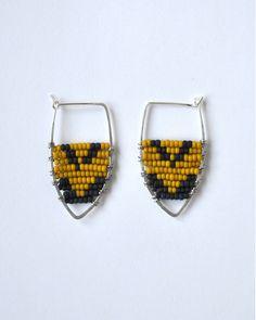 Sterling Leaf Earrings - JewelMint