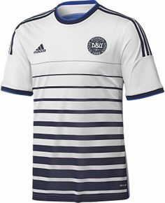 Denmark 2014 adidas Away Kit