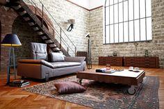 In alten restaurierten Fabrik-Lofts kann man auch in dem Stil die Möbelgestaltung aufbauen Take a look at http://www.woonio.de/wohnideen/in-alten-restaurierten-fabrik-lofts-kann-man-auch-in-dem-stil-die-moebelgestaltung-aufbauen/