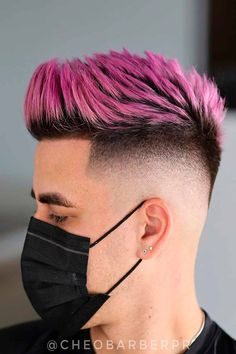 An undercut fade is a surefire way to bring both short and long mens hair styles to the whole new level of boldness. Check out these trendy ideas, which include a disconnected pompadour, a curly undercut and many other cool male hairstyles. #menshaircuts #menshairstyles #undercut #fade #undercutfade #undercutvsfade Tapered Undercut, Curly Undercut, Undercut Men, Undercut Hairstyles, Male Hairstyles, Undercut Designs, Pompadour, Fade Haircut, Haircuts For Men
