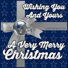 Dallas cowboys on pinterest dallas cowboys cowboys and - Dallas cowboys merry christmas images ...