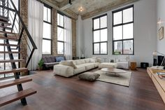 Williamsburg Loft Goes From Shabby to Industrial Chic - Curbed NY