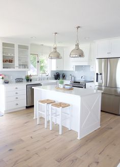 Summer Tour – Lake Waconia Home Remodel Before & After