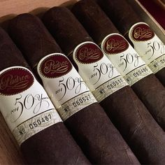 Padron 50 years