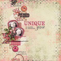 Unique+You - Scrapbook.com