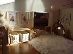 Amenager une chambre montessori/reggio                                                                                                                                                     Plus