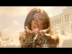 Dalida.2005.HUN.II-Rész Dalida, Rome, Movie Posters, Movies, Films, Film Poster, Cinema, Movie, Film