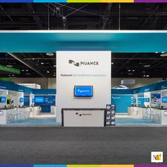 Nuance applied our EcoFlex Thunder system to create a powerful presence at HIMSS (Healthcare Information and Management Systems Society). Their exhibit was graphic-intensive and had a 50 foot long-span arch. Discover more!