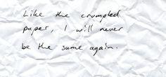 LetterMidst, read me your favorite line.: Aftermath