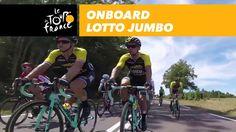 cool Lotto Jumbo GoPro Highlights - Tour de France 2017