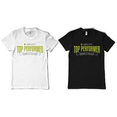 Create a Top Performer t-shirt design for the ABILITY Sales Team by krisnaughty
