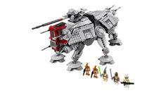 LEGO.com Star Wars Producten - Episodes I-VI - 75019 AT-TE™