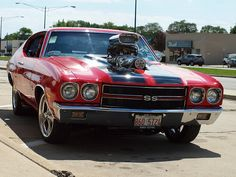 1970 Chevelle SS. Can I just have one already?