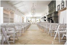 Indoor Wedding Ceremonies, Indoor Ceremony, Wedding Ceremony, Greek Wedding, Our Wedding Day, James Bond Style, Crisp, Wedding Photos, Wedding Decorations