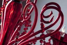Red Chianti' Chandelier Neiman Marcus
