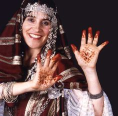Algerian Berber Kabyle Woman