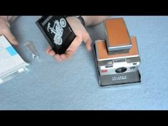 Unboxing: Polaroid SX 70 ● The Impossible Project - YouTube