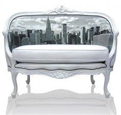 Sofa Unique Decor by Teo Jasmin | Best Furniture Gallery