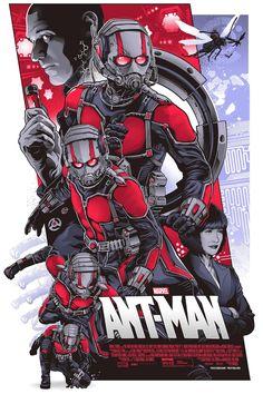 Ant-Man - Alexander Iaccarino ---- #NYCC2016