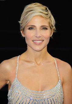 Elsa Pataky....best short hairstyle I've seen in a long time