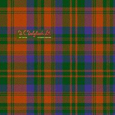 Matheson Clan - Ancient Colours