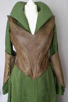 It may be based off of Tauriel, but it might work for Karlissa