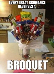 I might even make one of these for my boyfriend, his birthday AND christmas are only 9 days apart.