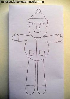 Popsicle Skiing: Winter Olympics Crafts for Kids. Winter Art Projects, Winter Project, Winter Crafts For Kids, Winter Kids, Winter Christmas, Art Drawings For Kids, Drawing For Kids, Art For Kids, New Year's Crafts