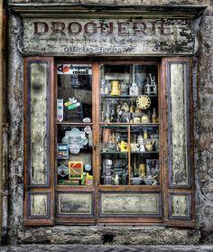Droguerie, Ancient Provence Storefront