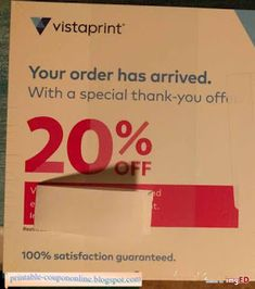 Vistaprint Coupons Ends of Coupon Promo Codes MAY 2020 ! Owners custom they creating plug. ready those small make Vistaprint, and the. Pizza Coupons, Boston Market, Free Printable Coupons, Promotion Code, Lowes Coupon, Target Coupons, Coupon Codes, Cool Things To Buy