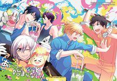 Twitter Oresama Teacher, Homeroom Teacher, High School Life, Gekkan Shoujo Nozaki Kun, High School Students, Anime Guys, New Books, Manga, Otaku