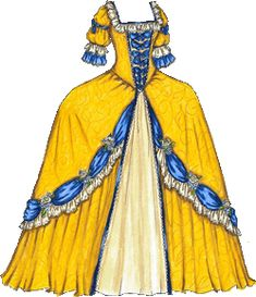 Liana's Paper Doll Blog - Historical