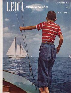 Leica Photography Magazine 1949 Summarex 85mm Lens Berek