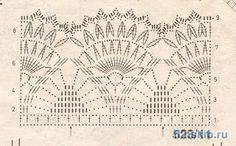 Receitas de Crochet: Coroa de crochet