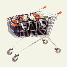 These would be perfect for grocery shopping at Aldi. Pack-N-Tote Grocery Cart Helper Bag Aldi Shopping, Reusable Shopping Bags, Reusable Bags, Grocery Bags, Market Baskets, Types Of Bag, Best Bags, Diy Kits, Philanthropic Organizations