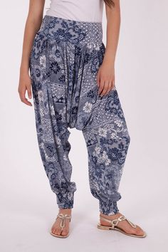 Ellis & Dewey Harem Pant - Womens Pants at Birdsnest Women's Clothing