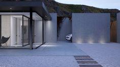 FH1HOUSE / Fisherman's house, square 70 m²Norway2016 /Дом запроектирован для временного и постоянного проживания. Архитектура интегрирована в окружающий ландшафт. В отделке использован максимум логики функции и естественности. Остекление по периметру …