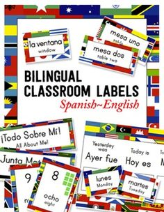 Classroom Labeling with Kid World Citizen {GIVEAWAY}