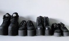on your feet // footwear // shoes // socks // aesthetic // fashion // non-gendered