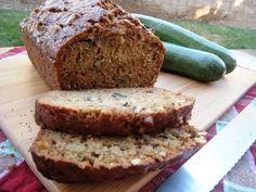 Bulk Batch Zuchinni Bread...makes 4 loaves