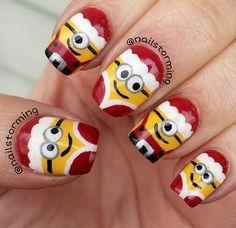 Christmas minions <3 :D