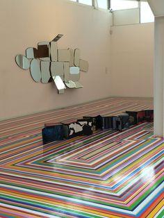 Jim Lambie Jim Lambie, Business Fashion, Interiors, Home Decor, Pintura, Decoration Home, Room Decor, Decor, Home Interior Design