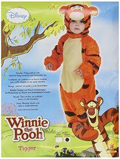Costume Tigger Disney. Bambino 2-3 anni. Tutto in una tuta di pelliccia. Rubbies France http://www.amazon.it/dp/B00BNQUOD8/ref=cm_sw_r_pi_dp_KVYgub0J6597H