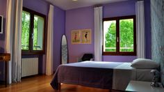 A colorful #sustainable #B&B in the green hills of #Bologna  B&B Cherry Cat – Green Bed & Breakfast in Monte San Pietro, Bologna, Emilia-Romagna, IT