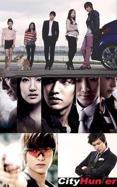 City Hunter City Hunter  ...  LOVED IT.... Loved it.. loved it LMH always wonderful.  Lee Joon Hyuk , second lead, plays the prosecutor  Kim Young Joo