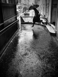 Rui Palha  Wet Jump, from Rainy days, Portugal  Also