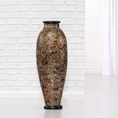 Found it at AllModern - Mosaic Floor Vase