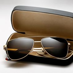 Graz R.A.B. Sunglasses  I want these for my husband and then borrow them :)