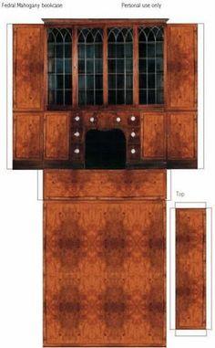 imprimibles muebles - Lola Martin - Picasa Web Albums