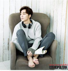Roy Kim - Cosmopolitan Magazine December Issue 14